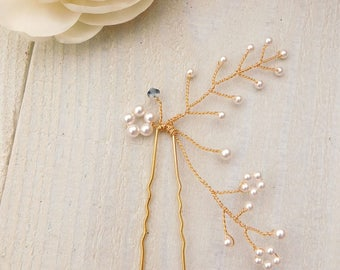 "Bridal Hair Pin - ""Vita"""