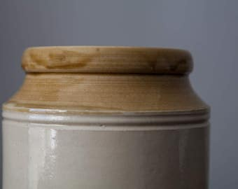 Scottish Buchan Portobello Stoneware Crock