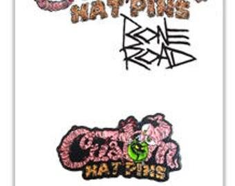 Earthworm Jim Hat Pin
