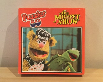 The Muppet Show Jigsaw