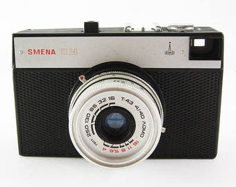 SMENA 8M Russian 35mm Film Camera Lomo lomography old variant