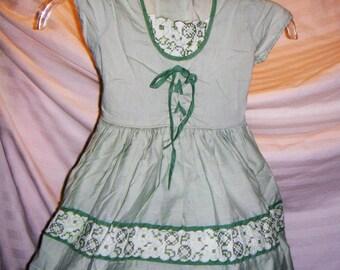 Vintage Child dress