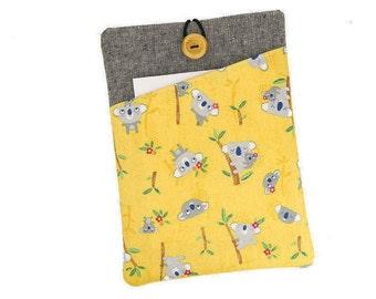 Koala iPad case, iPad cover, Tablet case, Gift for Her, iPad mini case, iPad Air 2 cover, iPad Pro 9.7, iPad Pouch, iPad mini 2, Koala bears