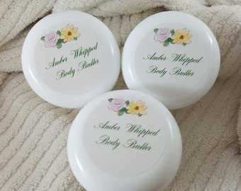 Amber Whipped Body Butter