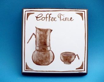 Coffee Time - Black