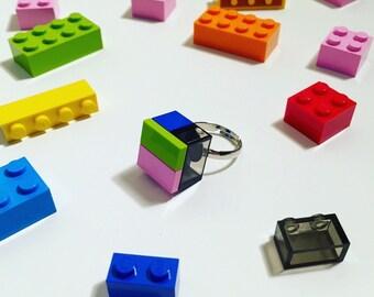 MULTICOLORED BRICKS - Lego RING