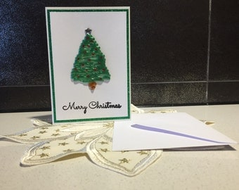 Christmas Tree Card