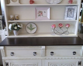 SOLD - Amazing painted DRESSER.