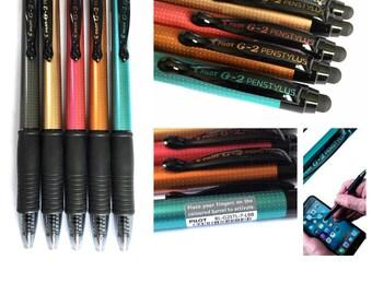2017 Pilot G-2 Pen Stylus 0.5 Black Ink Pen