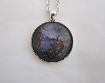 Universe Space Pendant Necklace