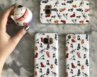 Cats Phone Case (Complimentary Shipping)
