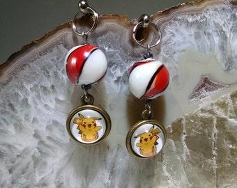 Poke Master Nipple Clamp Jewelry