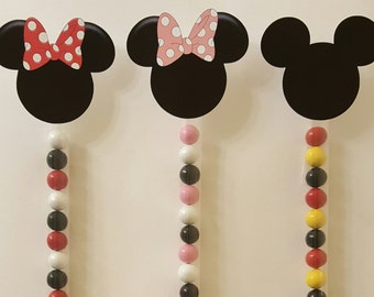 Mickey & Minnie Sixlet Favors