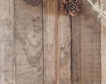 Pinecone Necklace | #43