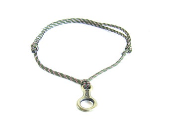 Men Jewelry, Infinity Necklace Men, Rope Necklace, Men Necklace