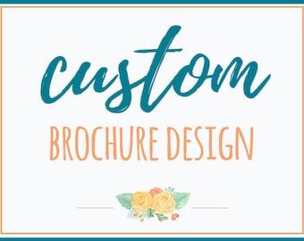 Brochure, Brochure Design, Graphic Design, Brochure Template, Trifold Brochure, Wedding Brochure, Photography Brochure,  business, Digital