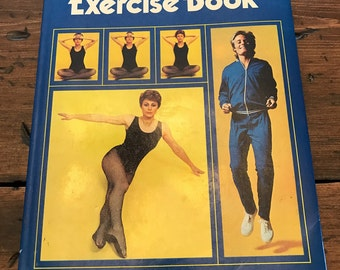 1975 Fitness, The Head to Toe Exercise Book, Raunchy Unisex Fitness (A012)