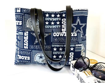Dallas cowboys bag | Etsy