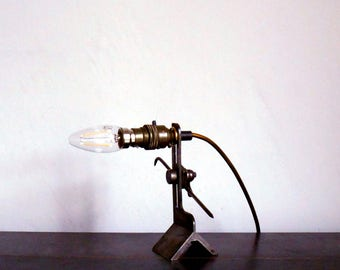 Scribe Surface Gouge Lamp