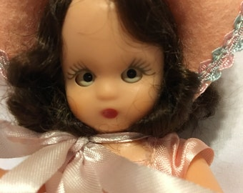 Monday's Child is Fair of Face Nancy Ann Storybook Doll