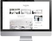 Isadora | Responsive Blogger Template