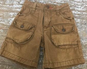Vintage Toddler Short Cargo Pant Size 24 Month from OSHKOSH