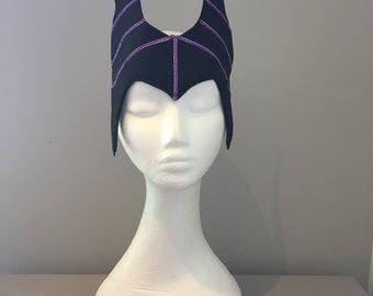 Maleficent Mask - Kids Pretend Play/Dress-up