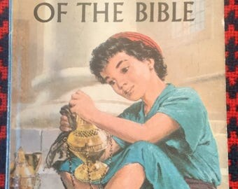 Vintage Ladybird Book - Children of the Bible