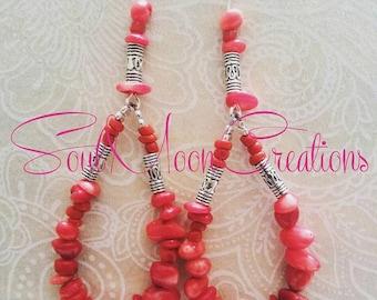 Chakra Love Earrings