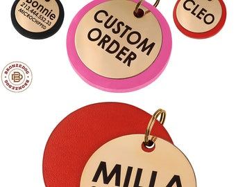 Dog Tag, Custom Dog Id Tags, Personalized Pet Tag
