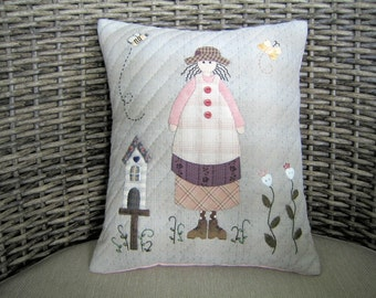 Cushions, Gifts for Her, Gifts for Girls - Country Girl Cushion