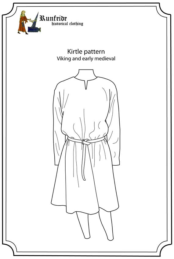 Kirtle Pattern Images - Reverse Search