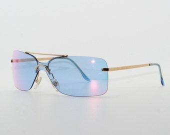 Dior glasses reflective