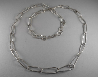 Chain 2 - sterling silver