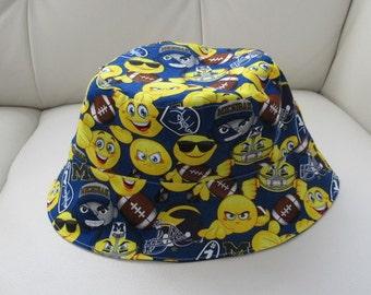 Emoji Reversible Bucket Hat