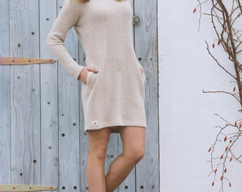 Organic Dress pure hemp eco style