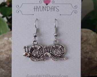 Jewelry by Hyundai's small snail