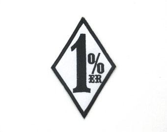 1%er patch