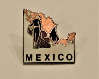 Mexico - Matador Lapel Pin
