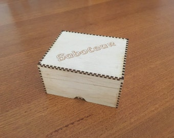 Plywood Box for Saboteur 1 & 2