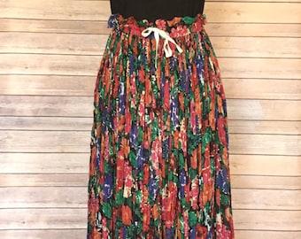 Maxi Skirt, Bohemian Skirts Long, Floral Maxi, Bohemian Skirt, Gypsy Skirt, Long Skirt, Festival Skirt, Hippie Skirt, Boho Skirt, Boho Chic
