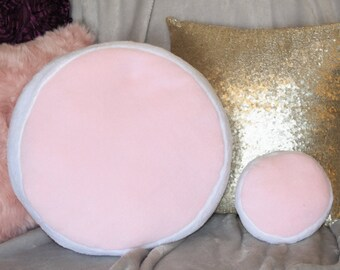 Macaroon PIllow - Candy Macaron - Pretend Food - Play Food - Toy Candy Pillow