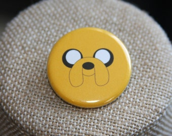 Adventure Time Jake the Dog Button, Adventure Time Jake the Dog Pin