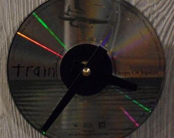 Train CD Clock