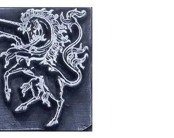 unicorn inspired printing stamp