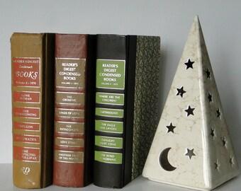 Vintage, Reader's Digest, Condensed Books, Series, Volume 1, Volume 4, 1970, 1971, 1975