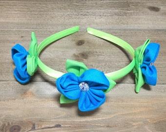 Poppy Headband Trolls Headband Trolls Bow Trolls Party Favors Hair Accessories Flower Headband Baby Headband Girls Headbands Baby Hair Bows