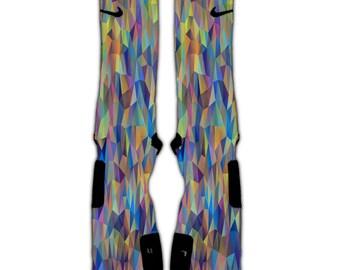 Light Prism Nike Elite Socks