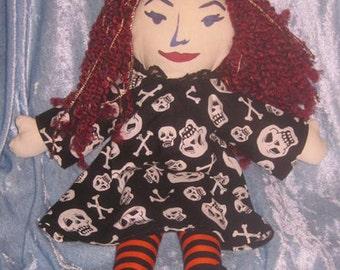 Bridget #3 15inch Rag Doll