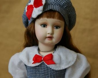 Art Doll Little BJD OOAK Hand Made